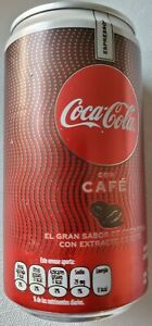 NEW Coca-Cola With Coffee Flavored Soda Can 8 oz FREE WORLDWIDE SHIPPING