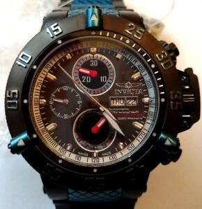 INVICTA 4565 SUBAQUA NOMA III LIMITED EDITION 033/500 ....NEW
