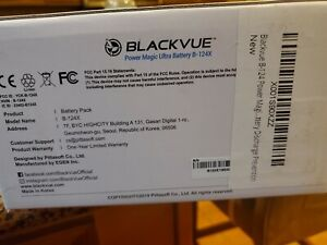 BlackVue Power Magic Ultra Battery (B-124X)
