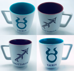 Target Holiday Ceramic Horoscope Mug Zodiac Cup Collection