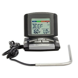 14.1502 La Crosse Technology TFA Digital Meat Thermometer with Foldable Display