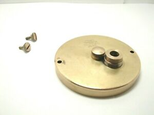 1930s Pflueger 4 Brothers Pontiac 357 Fishing Reel Parts Right Side Plate + $10.00