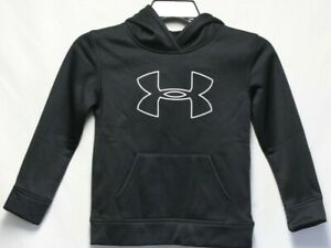 *NEW* Under Armour Boy's Big Logo Pullover Hoodie $17.90