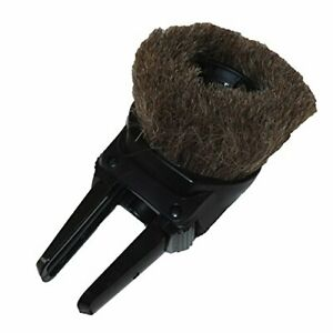 Black Combo Tool Dust Brush Upholstery Tool Similar To Electrolux Fit All 1.25quot; $8.99