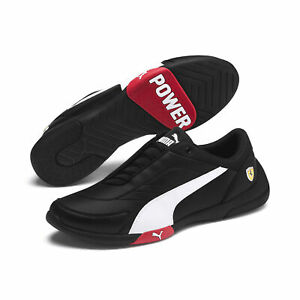 PUMA Men#x27;s Scuderia Ferrari Kart Cat III Motorsport Shoes