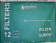 48 FILTER QUEEN CANISTER VACUUM BAGS