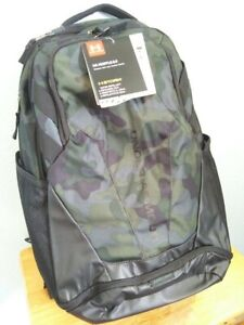Under Armour UA STORM Hustle 3.0 Backpack BLACK Desert Sand Camouflage BrandNew  $36.99