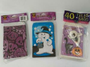 Halloween Treat Bags 120 Loot Bags Trick Or Treat New