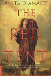 The Red Tent Paperback By Diamant Anita VERY GOOD