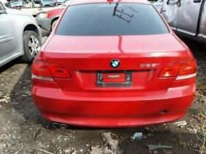 TrunkHatchTailgate Coupe Thru 309 Fits 07-09 BMW 328i 262321