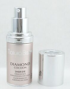 Natura Bisse Diamond Cocoon Sheer Eye 0.8 oz. 25 ml. New TESTER Unboxed $69.99