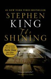 The Shining Paperback By King Stephen GOOD $5.98