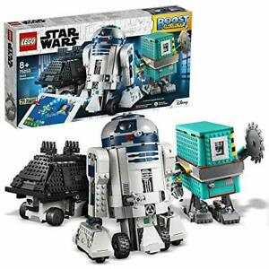 Toys-LEGO Star Wars BOOST Droid Commander - 3 Robot Figures  (UK IMPORT) TOY NEW