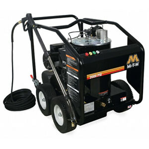 MI-T-M HSE-2003-0MM11 Direct Drive Pressure Washer2000 psi