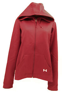 Under Armour XX Large Women's Full Zip Jacket in Maroon, New without Tags $20.00