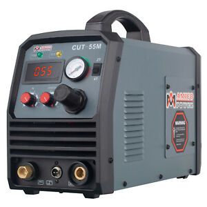Amico CUT 55M 55 Amp Plasma Cutter 3 5 in. Clean Cut 100 250V Wide Voltage $279.00