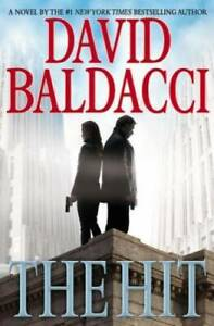 The Hit Will Robie Series Hardcover By Baldacci David GOOD $3.97