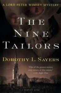 The Nine Tailors Paperback By Sayers Dorothy L. GOOD $3.88