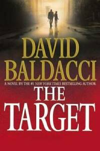 The Target Will Robie Series Hardcover By Baldacci David VERY GOOD $3.84