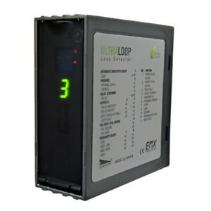 UltraLoop MVP 9VDC 240VAC Vehicle Loop Detector Gate Swing Slide Door Opener $134.77