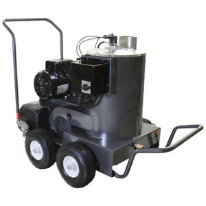 BE PRESSURE SUPPLY HW152EMD Electric Hot Water Pressure Washer2 HP