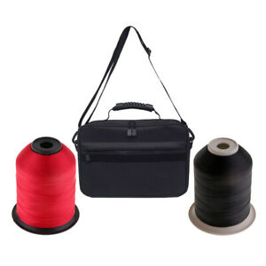 Fishing Reel Storage Bag Large Lure Hook Gear Box Tackle Case Holdall