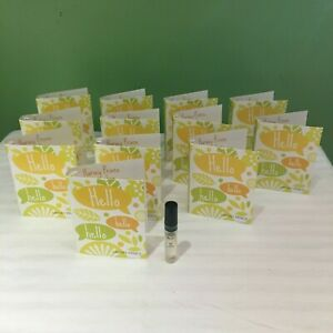 12 SPRAY VIALS OF HARVEY PRINCE HELLO FOR WOMEN 0.05 OZ 1.5 ML EDP SHIPS FREE