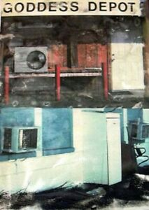 Robert Rauschenberg SIGNED NUMBERED and FRAMED In Transit (Goddess Depot)21100 $2,499.99