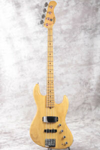 Used SADOWSKY NYC Standard 4st Natural Electric Bass Guitar From Japan