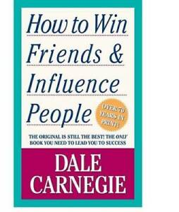 How to Win Friends amp; Influence People Mass Market Paperback GOOD