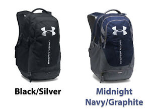 Under Armour New Hustle 3.0 Backpack Different Colors Available $39.99