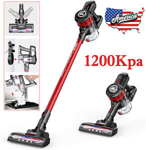 ONSON D18E Pro 12000Pa Cordless Handheld Stick Vacuum Cleaner Home 95% NEW