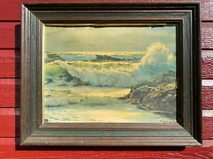 Vintage Antique Robert Wood Litho by D.A.C. NY -