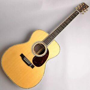New Martin Standard Series 000-42 Natural Acoustic Guitar From Japan