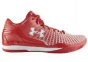 New Under Armour Men's Clutchfit Drive Low Basketball Shoes 1261853 600 Red $61.99