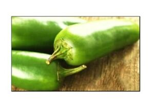 Jalapeno M Pepper Seeds | NON-GMO | Fresh Garden Seeds