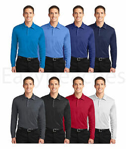 Callaway Golf Mens NEW Dri Fit Core Performance Long Sleeve Polo Sport Shirts $47.95