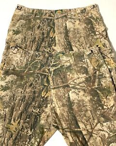Lot of 2 Cabela's Mens Pants Size 42 Camo Hunting Outdoor Cargo Pants 42x30