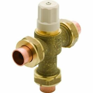 Watts Thermostatic Mixing Valve 34 100-180 Degrees