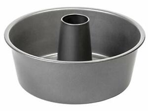 Non Stick Original Angel Food Cake Fluted Tube Baking Pan 10 Inch 12 cup