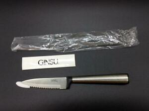 Ginsu Koden 3.5-Inch Stainless Steel Paring Knife - 71501500
