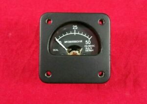 Ideal Precision Meter Co 0 50 P N:59.7664 $25.79