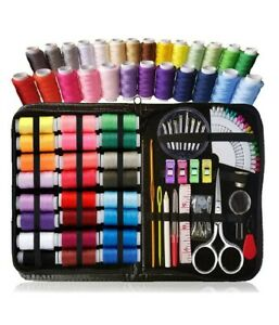 Sewing KIT Premium Sewing Supplies XL Spools of Thread Most Useful Colors $11.97