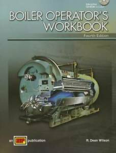 Boiler Operator's Workbook - Paperback By R. Dean Wilson - VERY GOOD
