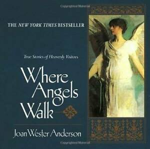 Where Angels Walk Paperback By Anderson Joan Wester GOOD