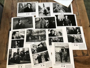 Sleepy Hollow 8x10 stills lot of 13