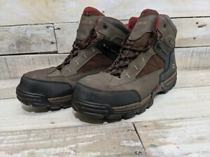 Wolverine Carbon Max Gor-Tex Comp-toe Waterproof Work Safety Boots Men's 13M