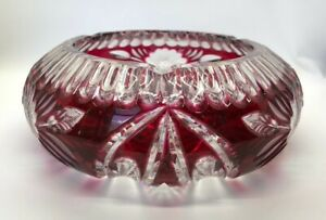 Brand New Crystal Home Decor (red)