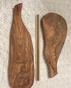 NEW-Set Of 2 Wooden CHOPPING/SERVING BOARDS-GREAT FOR FATHER'S DAY !!!