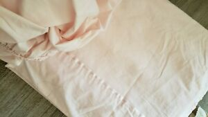 New old stock Westpoint Stevens PINK Twin Flat & Fitted Sheet Set No pillow case